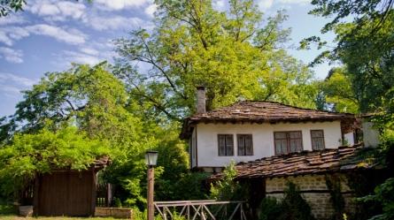 снимка от село Боженци